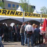 Pagodetenten drinken