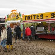 Snackwagen festival