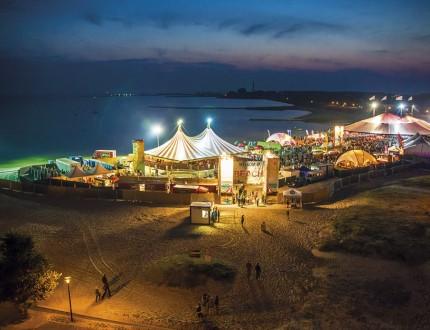 Event Catering is verbonden aan het jaarlijks terugkerende festival Glemmer Beach.